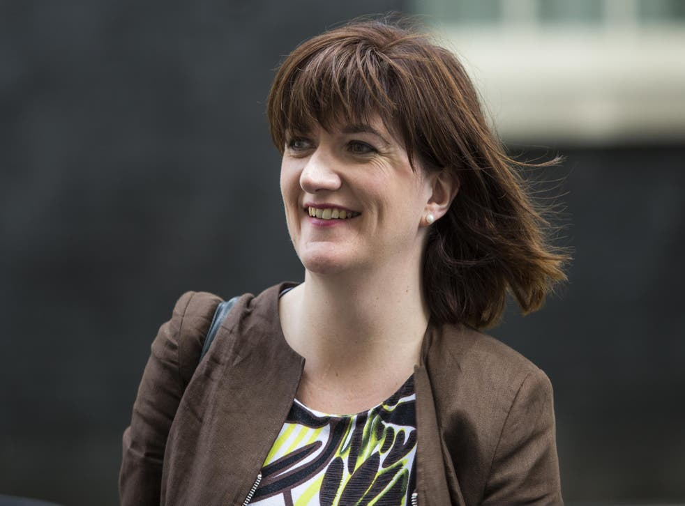'The aim must be to see all firms in the financial sector sign up to the charter and make a concerted effort to improve gender diversity,' says Nicky Morgan, chair of the Treasury Select Committee