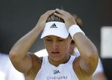 Manic Monday overshadowed by sexism row as World No 1's lead criticism
