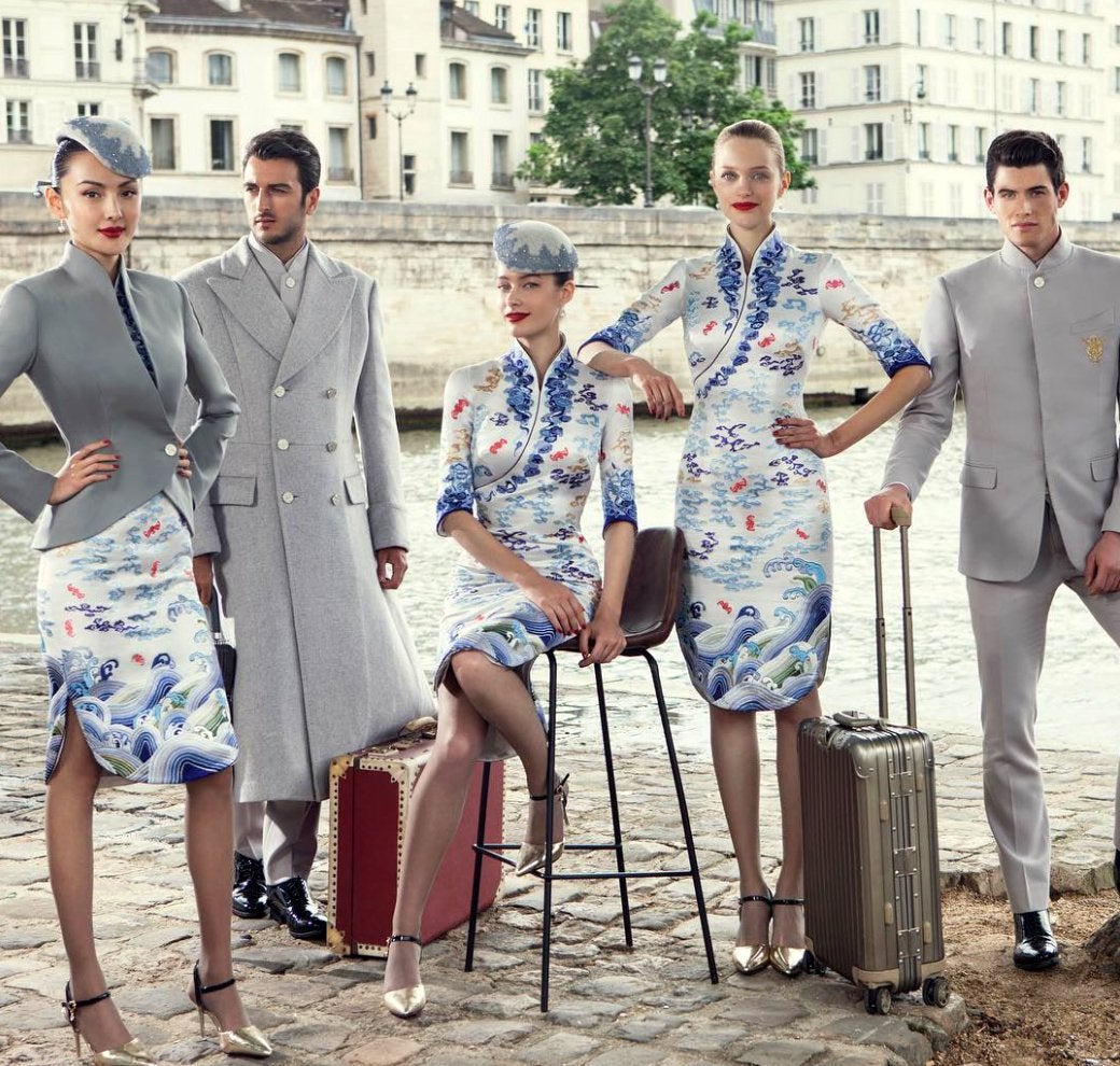 The World S Best And Worst Cabin Crew Uniforms The Independent
