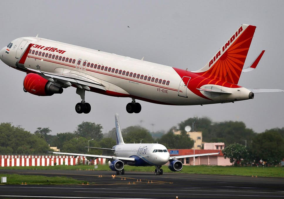 Air India apologises after passenger finds cockroach in meal