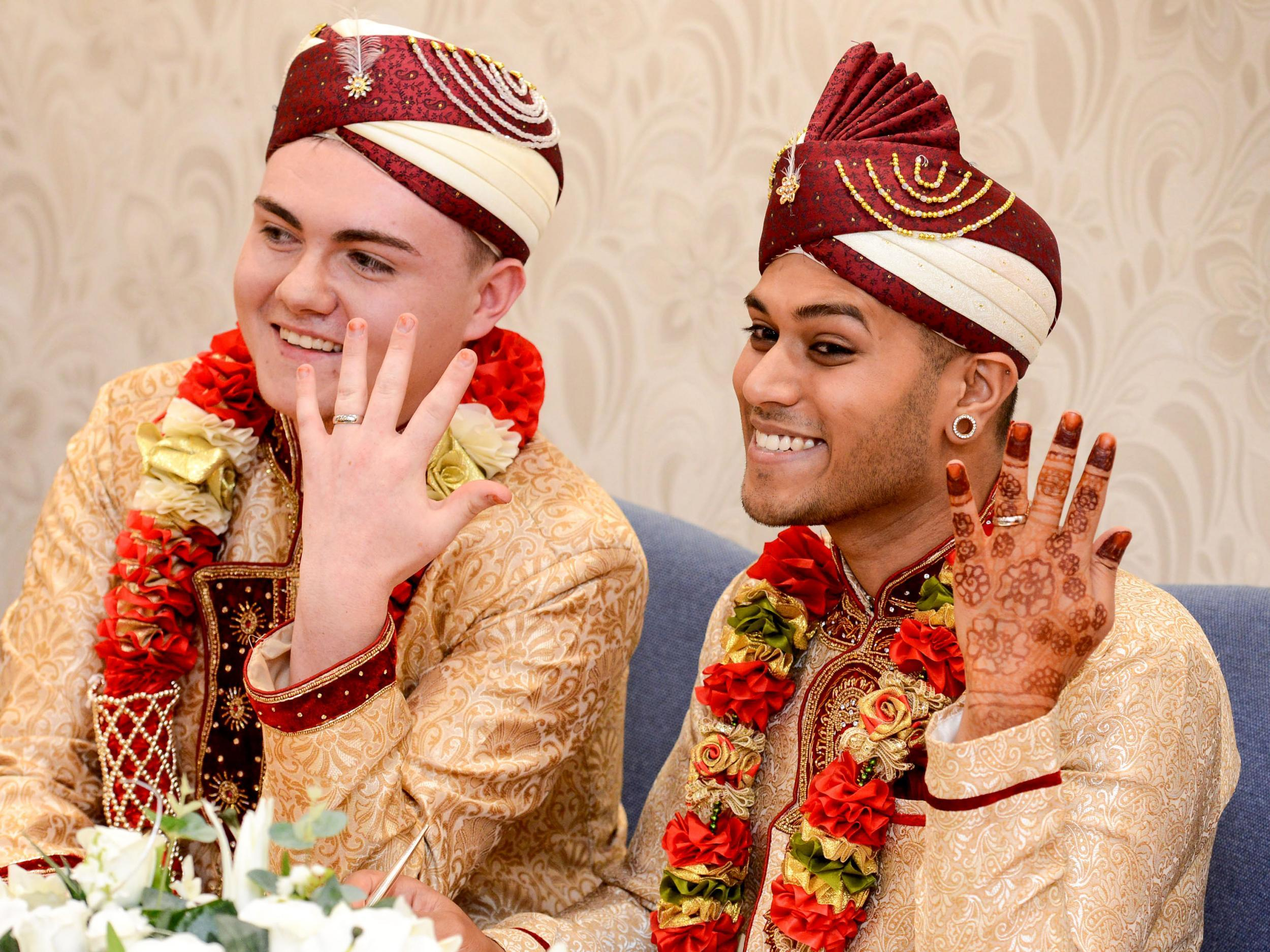 After one of Britain's first gay Muslim marriages, let me tell you what it's actually like to be a gay Muslim