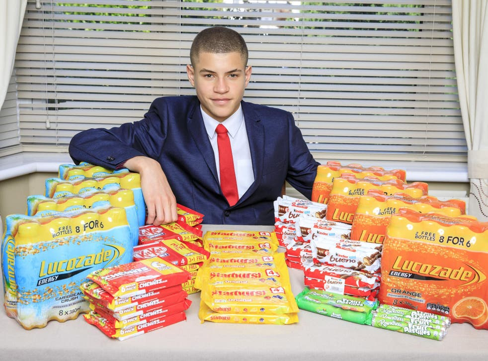 Nathan John-Baptiste wants to be a millionaire
