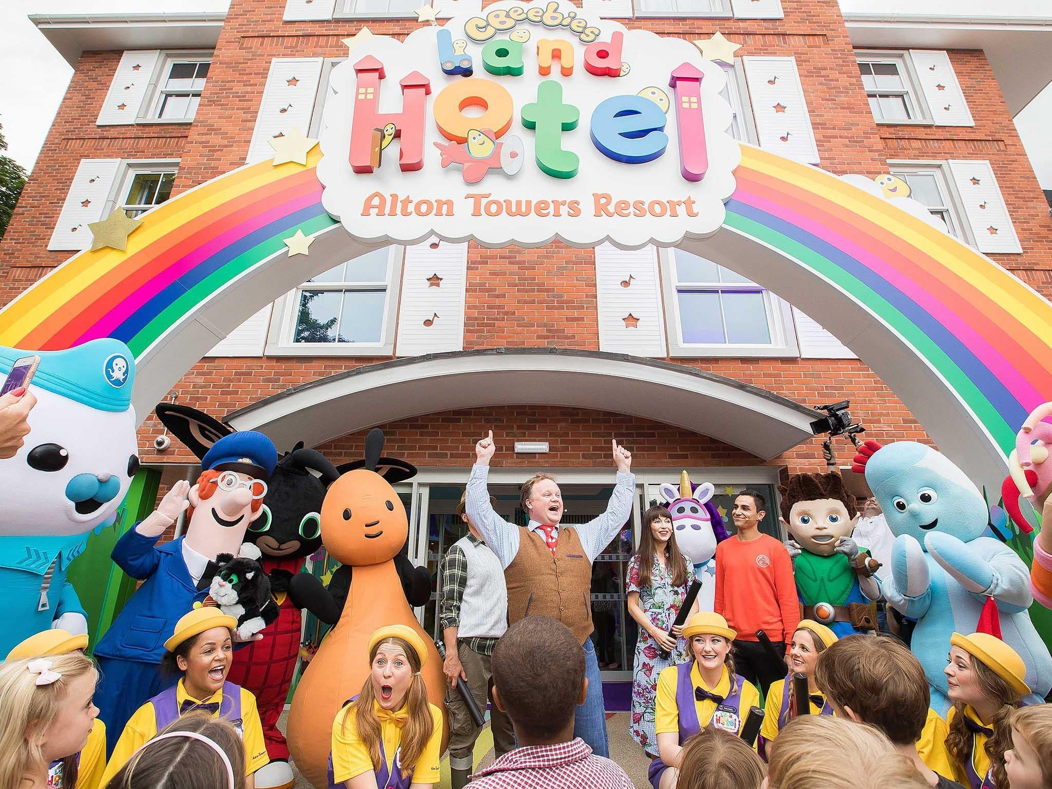 Http www alton towers co uk pages theme park - Cbeebies Land Hotel Review Inside Alton Towers Kid Friendly Hotel The Independent