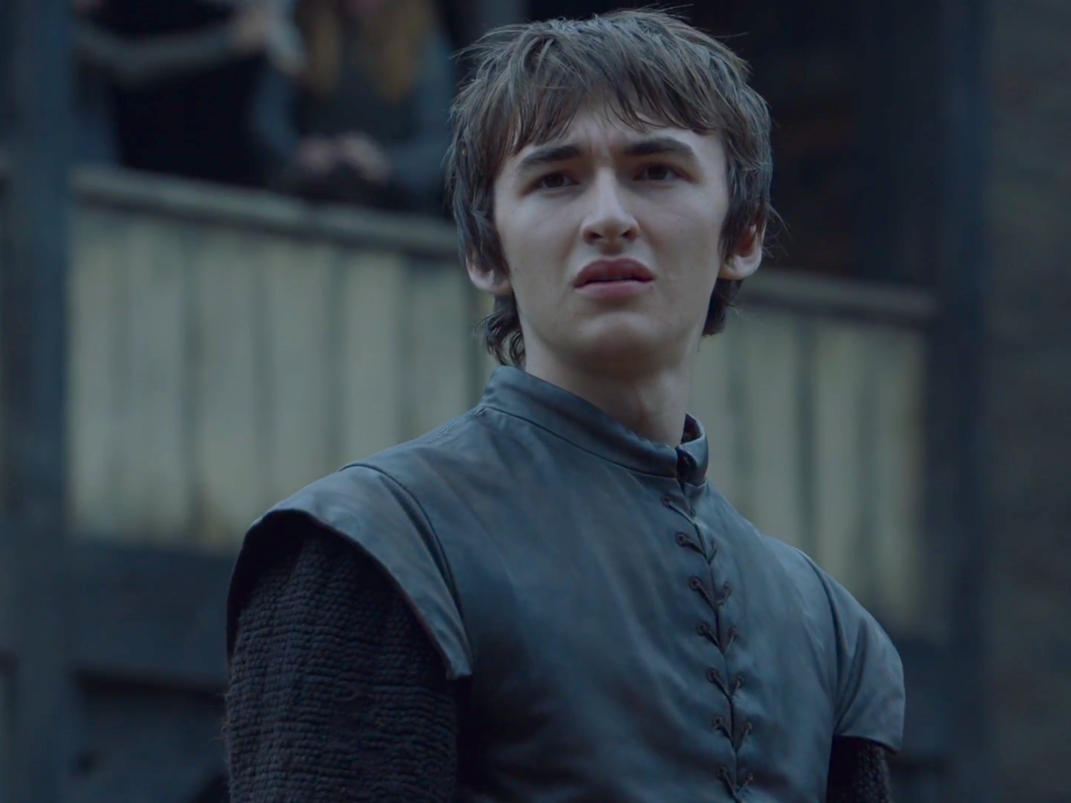 Bran Stark has just started university and people can't ...