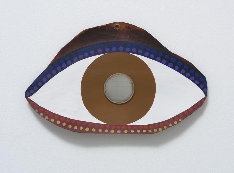 'Eye', 1972, Betye Saar