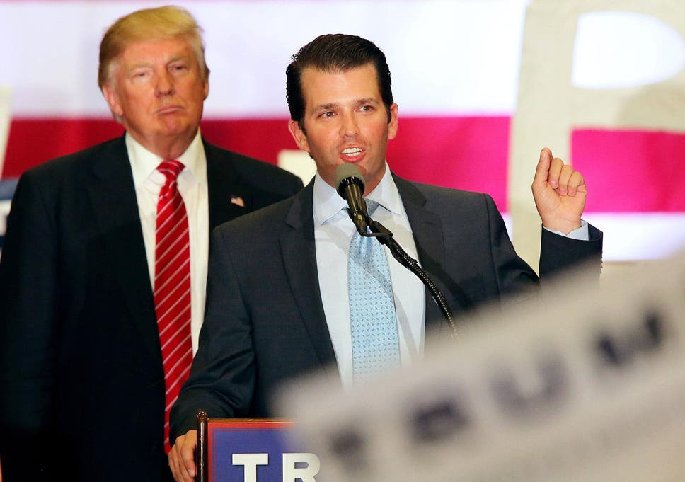 fb24ed4bcc1 Majority of Trump supporters  don t believe Trump Jr attended Russian  lawyer meeting
