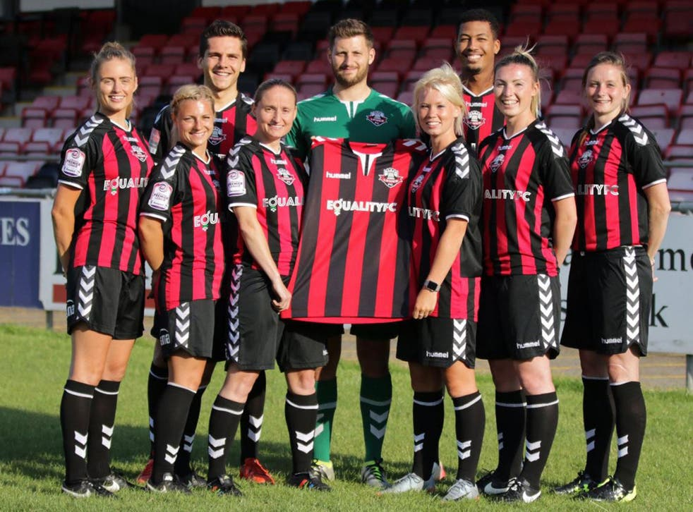 Lewes FC announced the landmark move on Wednesday