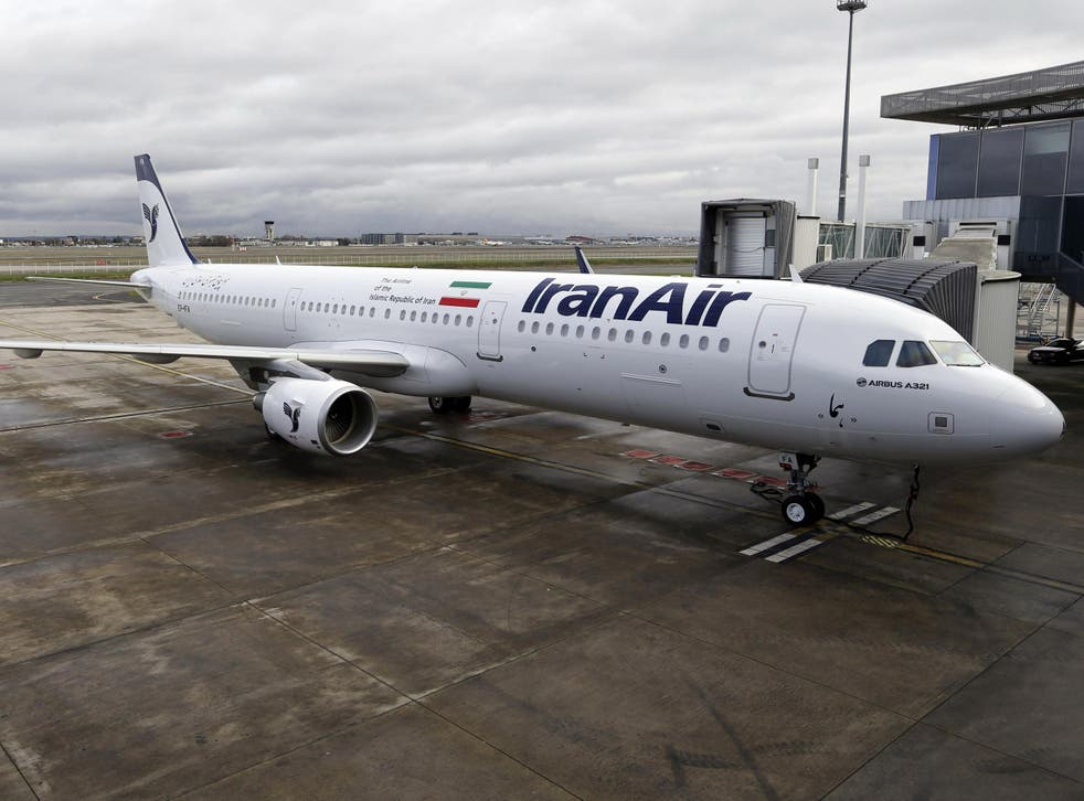 Iran is in the process of revamping its aging passenger fleet