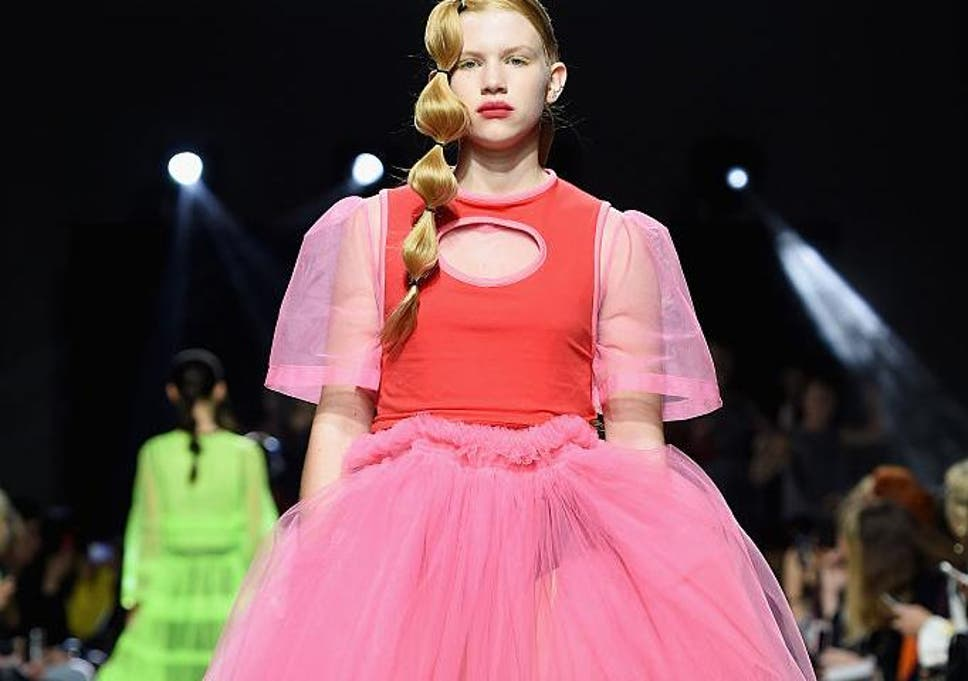 01e0d491 Why fashion is plotting a tulle takeover this season | The Independent
