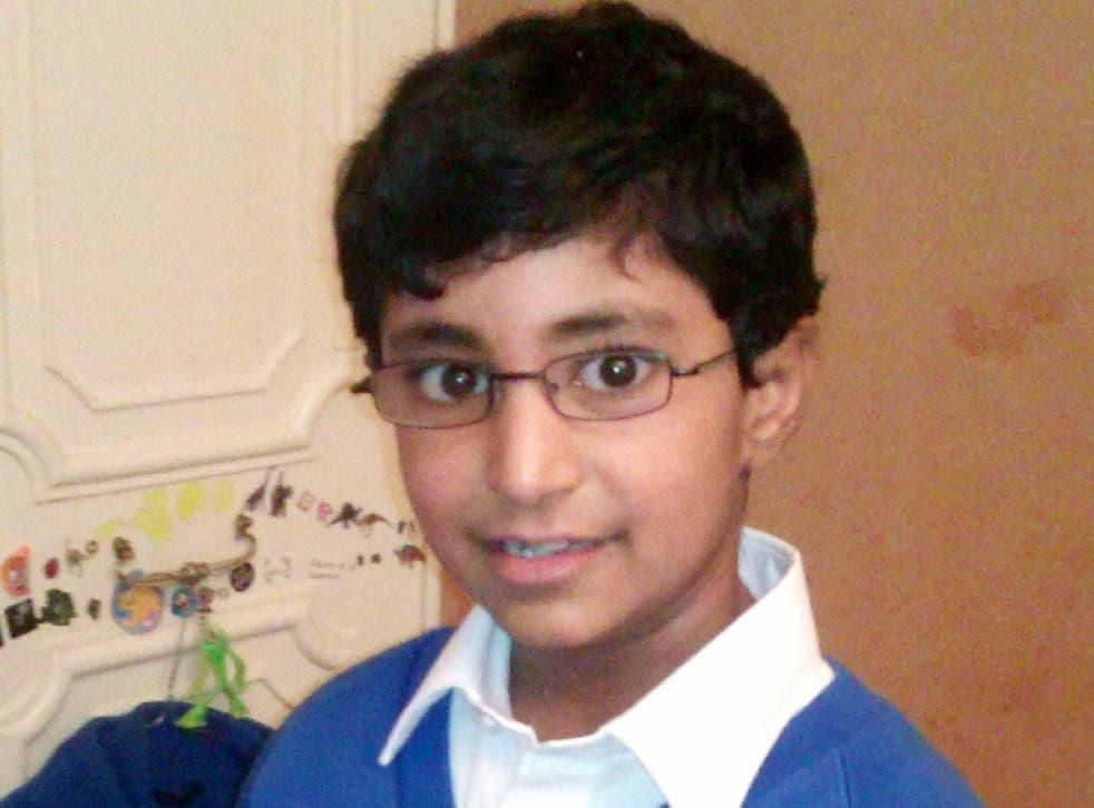 Karanbir Cheema, who died from an allergic reaction
