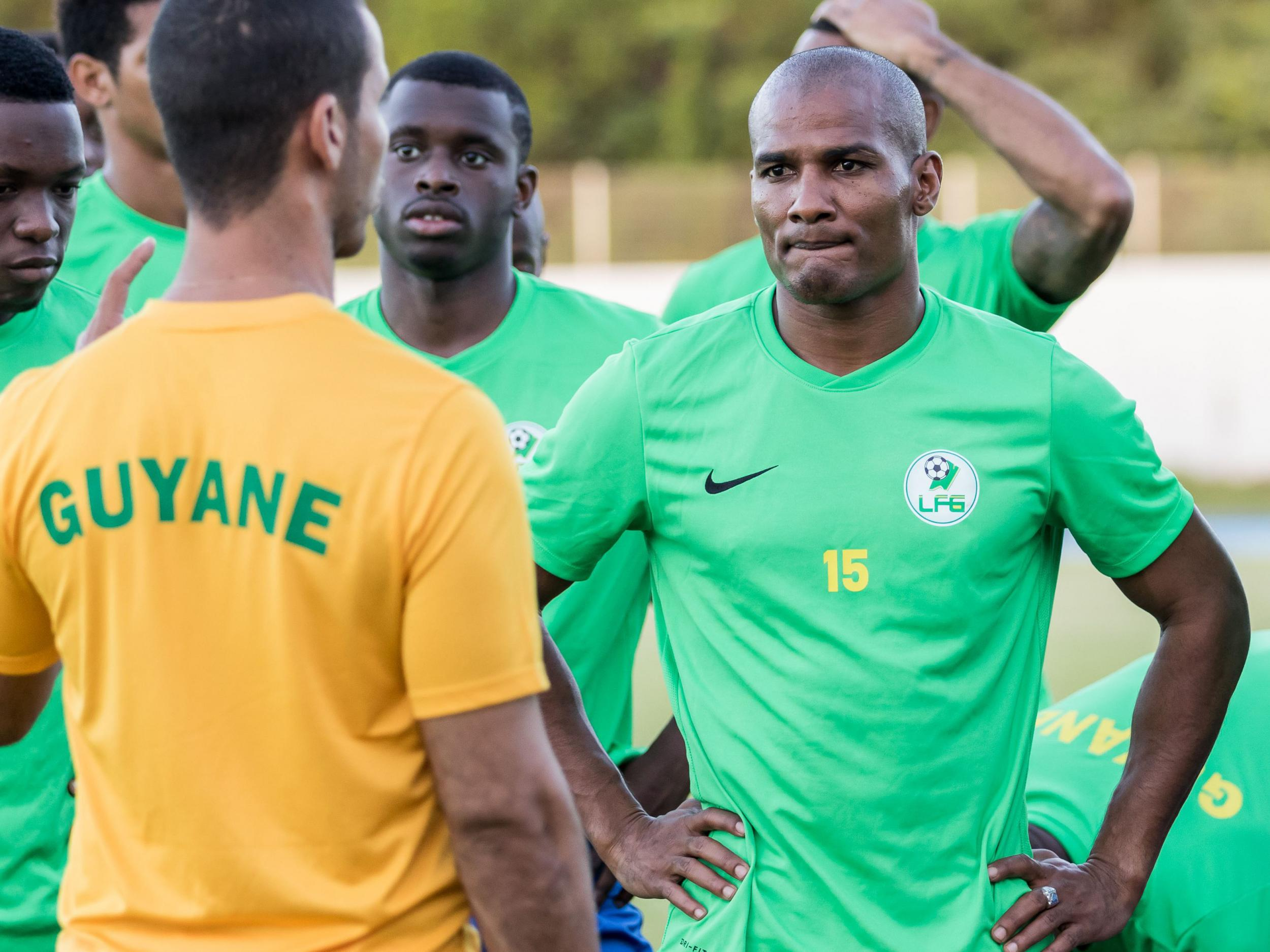 French Guiana name ex-Chelsea and France star Florent Malouda as captain despite knowing he was ineligible