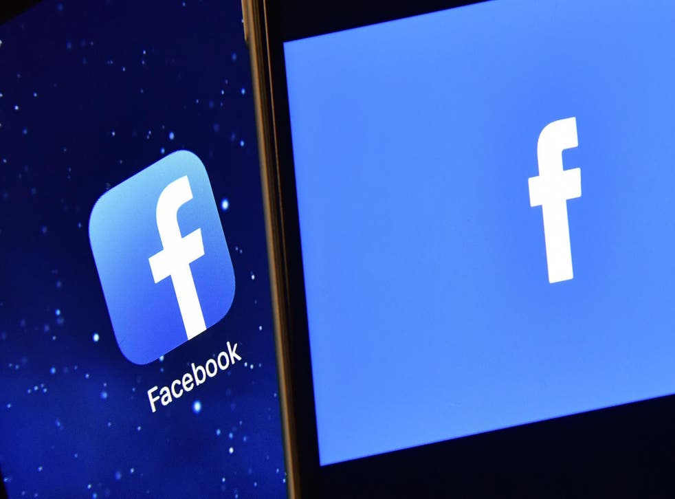 Facebook has gone down for many users