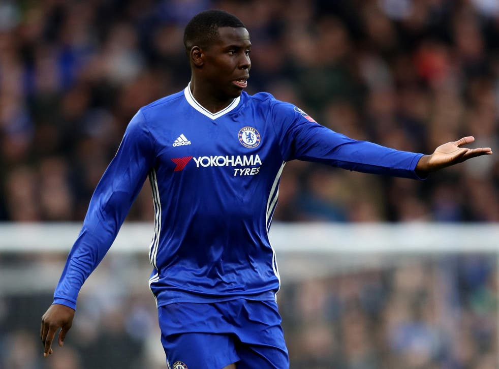 Zouma only made 13 appearances for the Blues last season