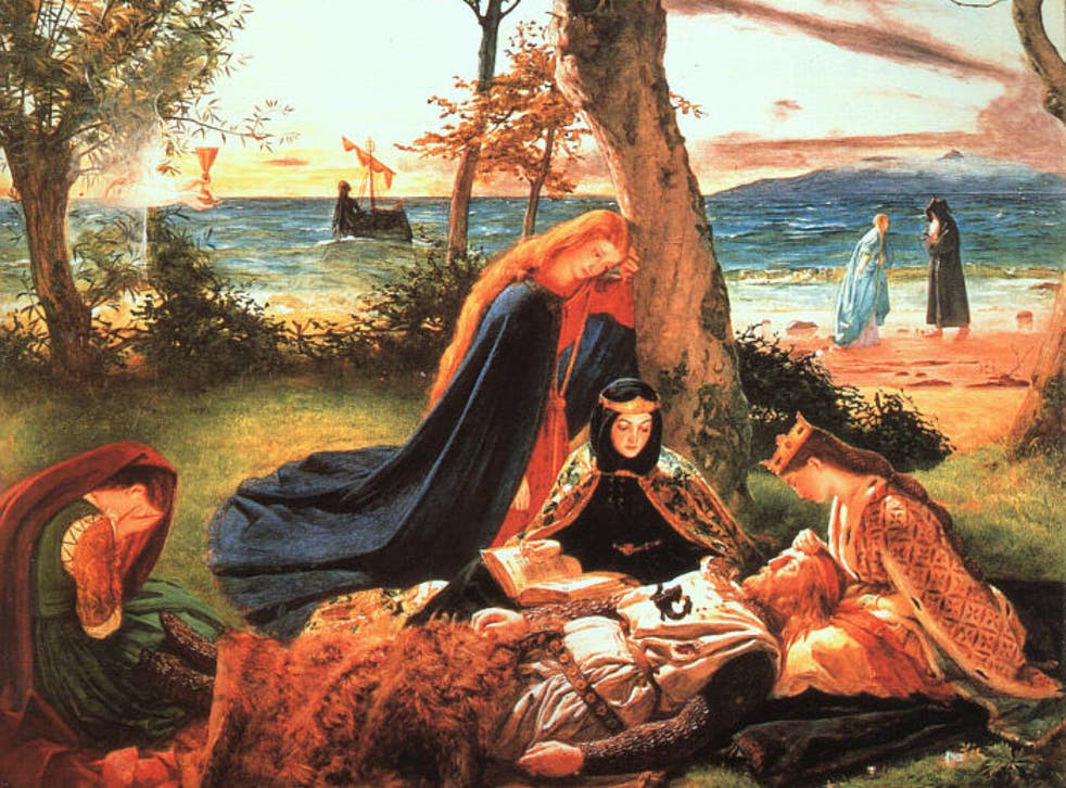 The Arthurian legends of King Arthur and his Knights of the Round Table have existed for more than a millennium