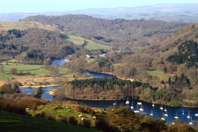 <p>Lake District hotels like the Swan come with killer views</p>