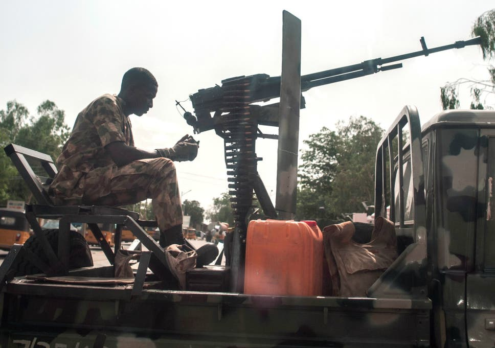 15 killed in suspected Boko Haram attack in Nigerian city of