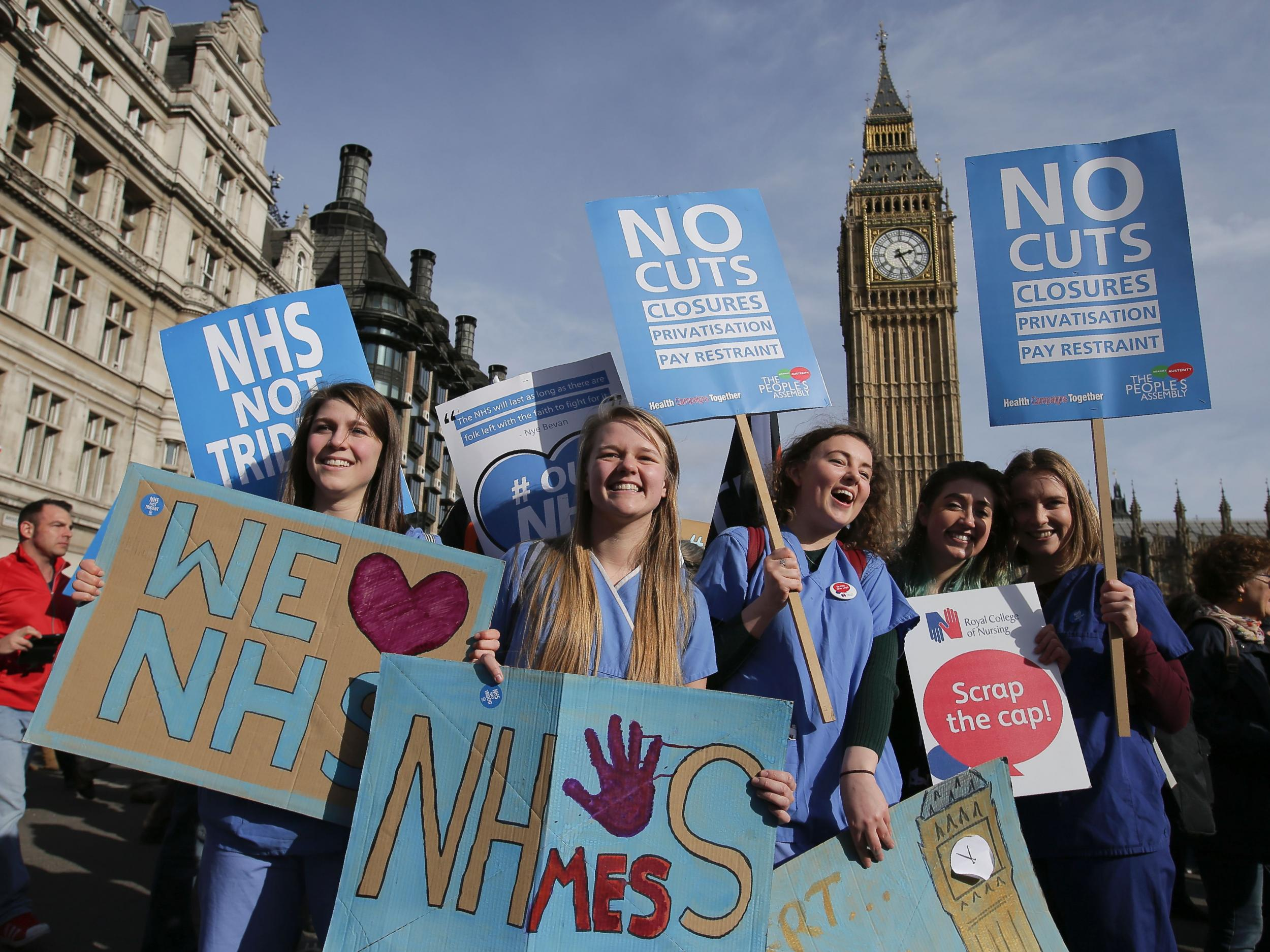 The NHS is on its knees, and we are too\': Nurse describes 13-hour ...
