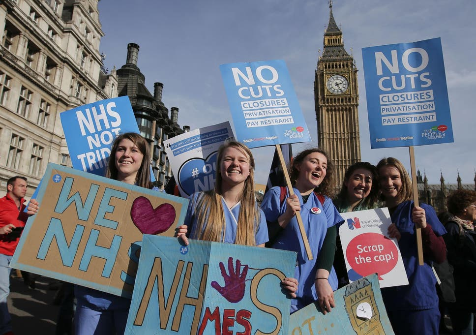 The Nhs Is On Its Knees And We Are Too Nurse Describes 13 Hour