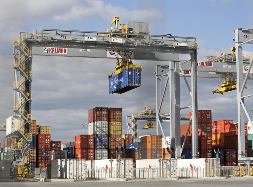 If HMRC is right, trouble's on the way at UK ports