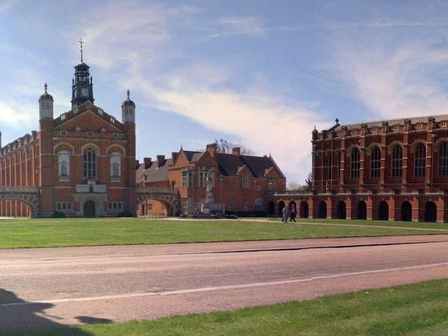 Christ's Hospital School in Horsham, West Sussex