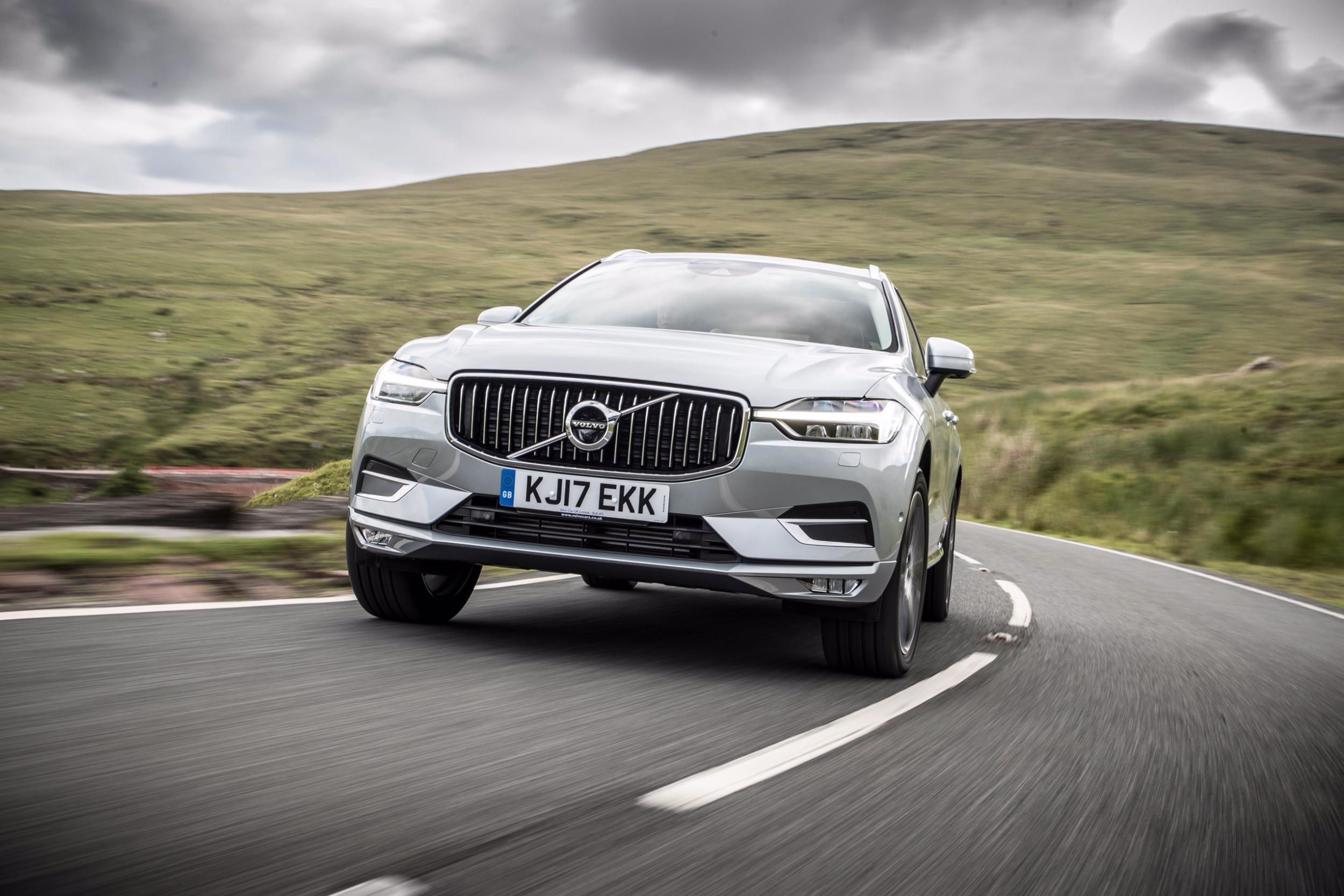volvo xc60 - latest news, breaking stories and comment - the independent