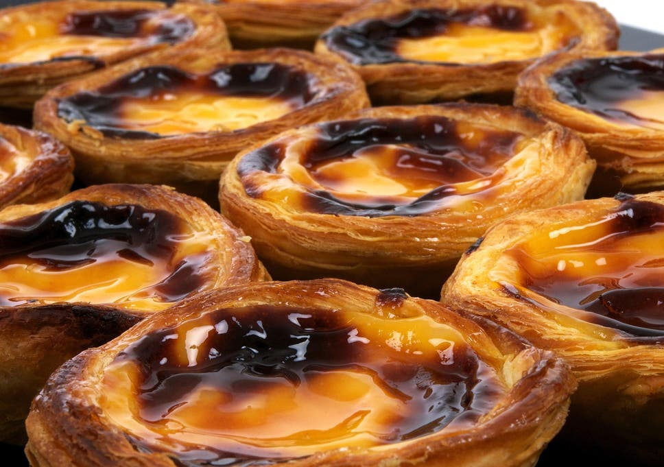 Pastel de nata: The humble Portuguese custard tart with a recipe ...