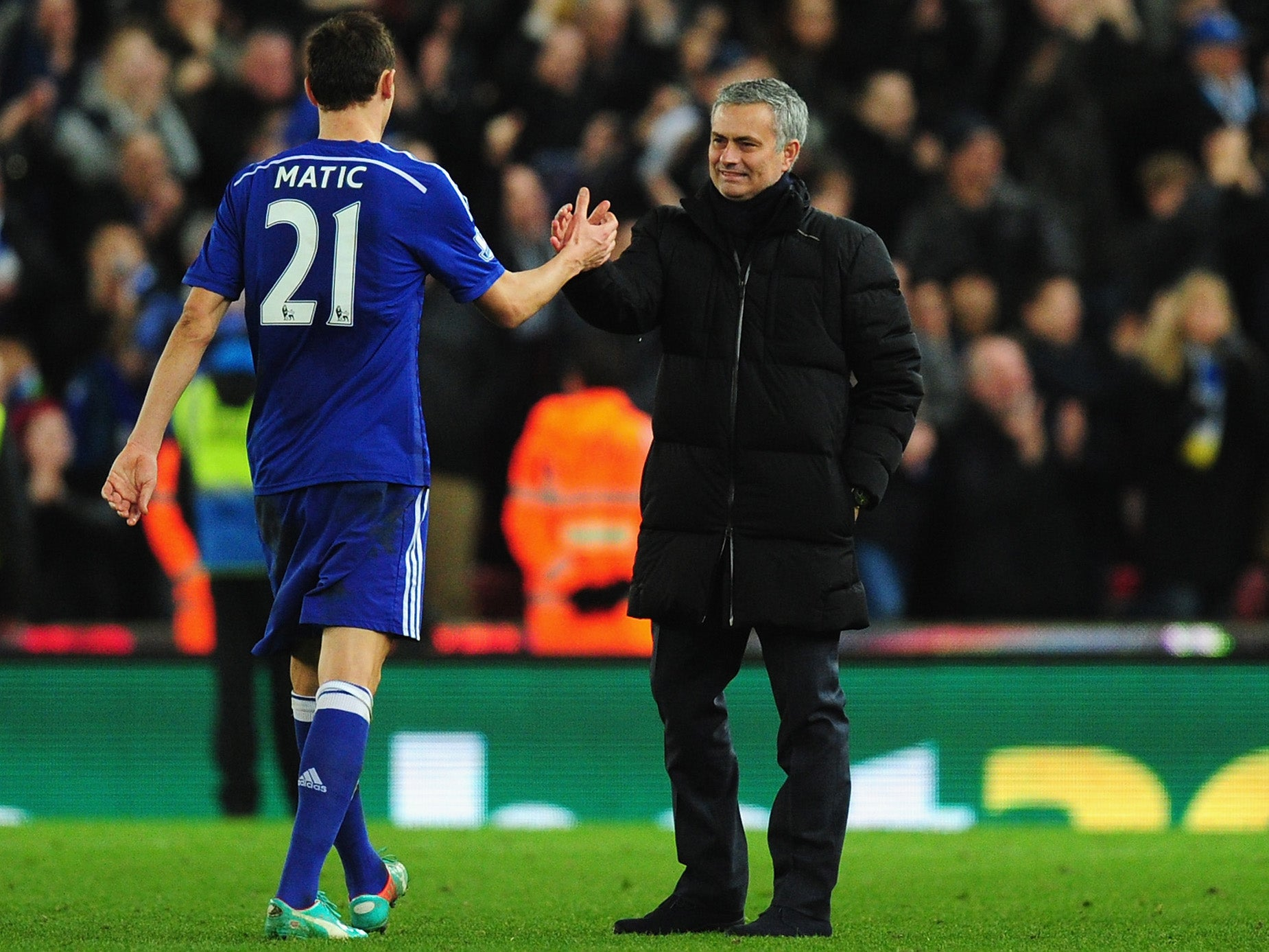 Who might Chelsea sign after selling Nemanja Matic to