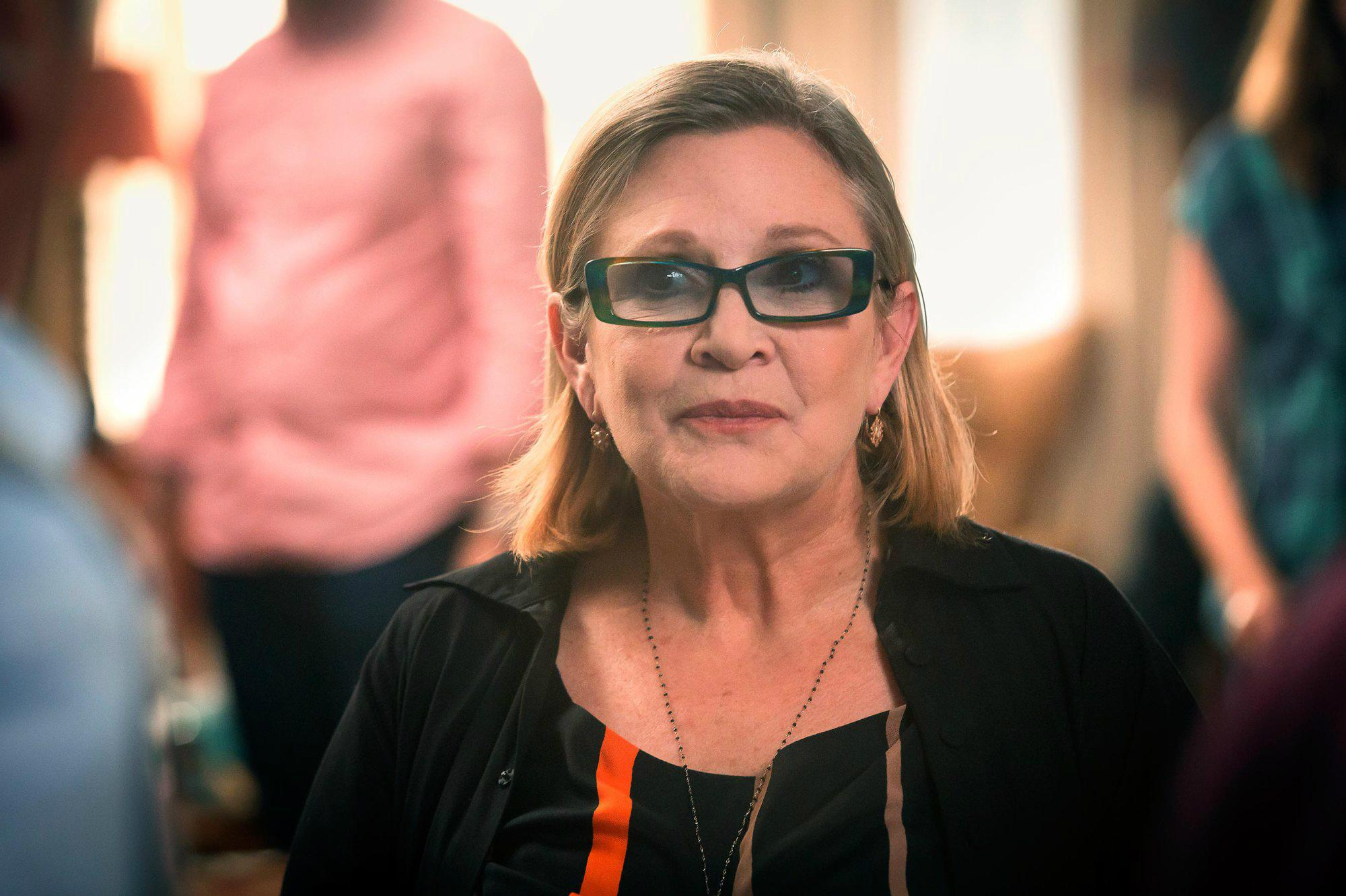 Grammys 2018: Carrie Fisher nominated for an award | The ...