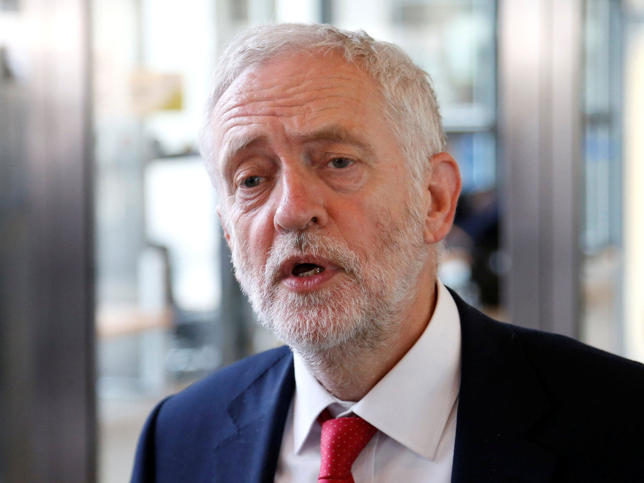 Corbyn says Grenfell fire sent 'terrible message' to world about social inequality in UK