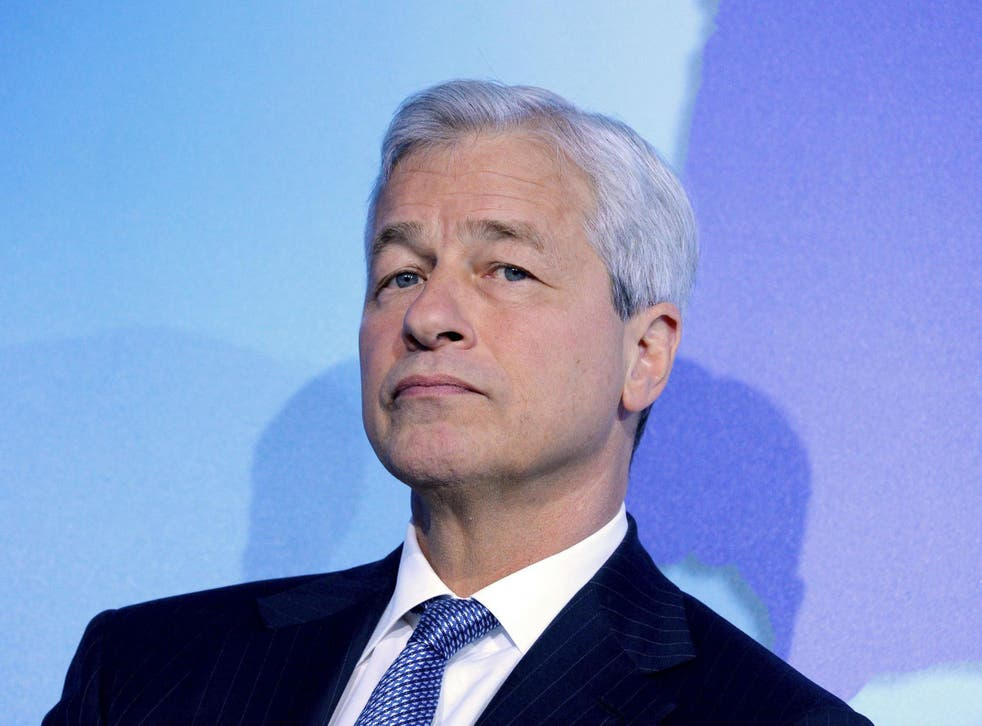 Mr Dimon, whose wealth is estimated at $1.6bn, said he believed inequality was a huge problem