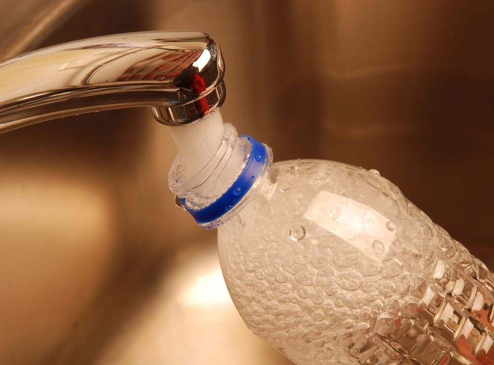 Bottled costs more than 300 times more than water from the tap