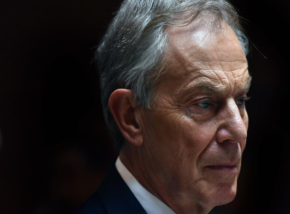 A total of 33 per cent of respondents to a YouGov survey said Tony Blair should be tried as a war criminal over the Iraq War