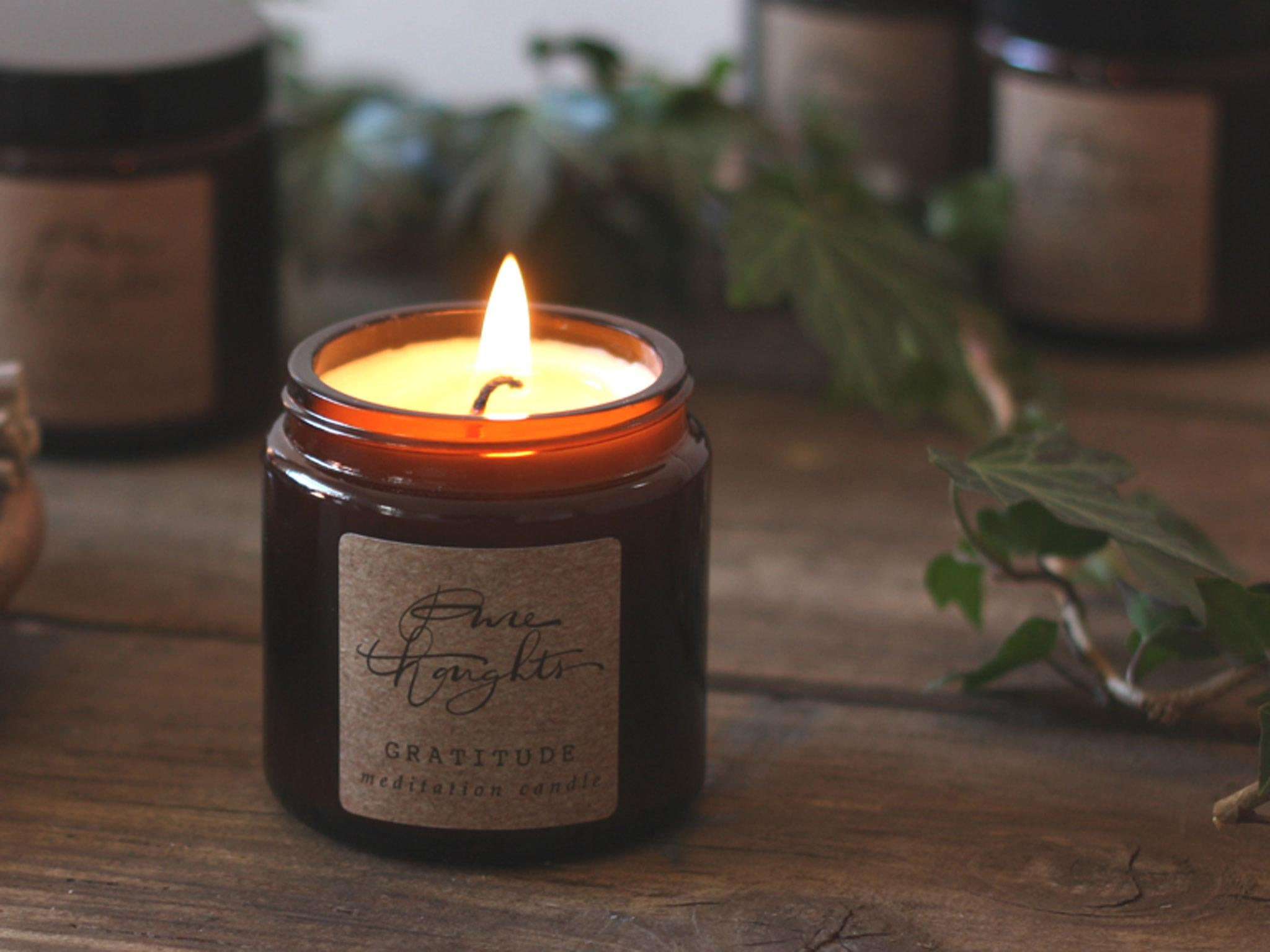 Amazon.com: paraffin free candles