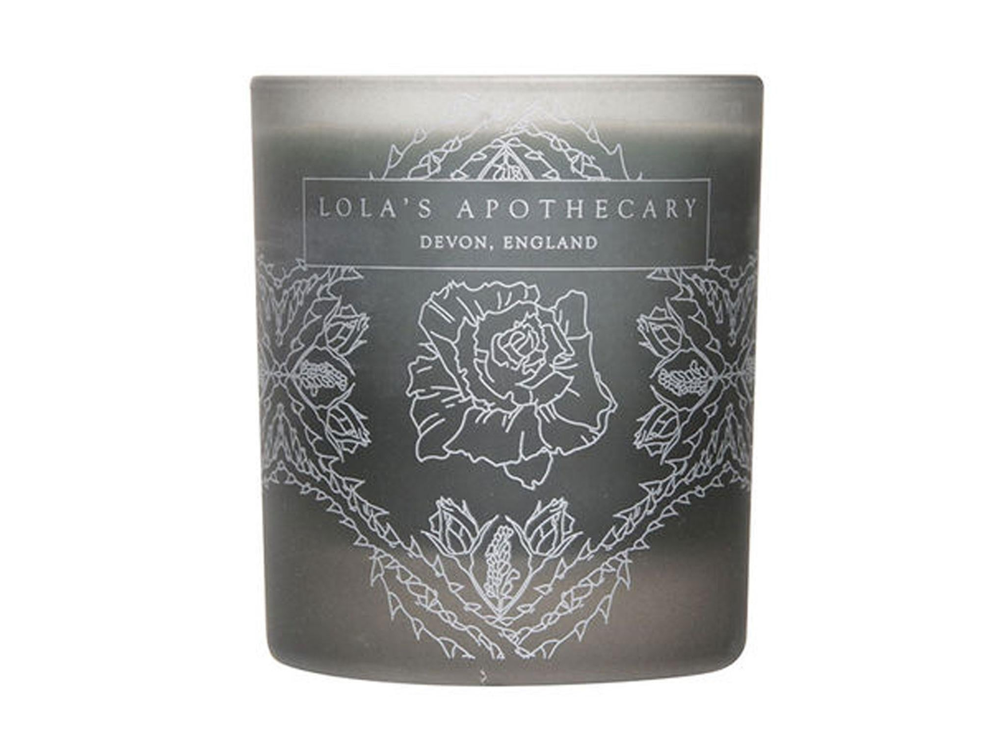7 Best Non Toxic Candles The Independent Natural Soy Wax Scented Cinnamon Vanilla Lolas Apothecary Sweet Lullaby Fragrant Candle 42 For 220g Fragrance Direct