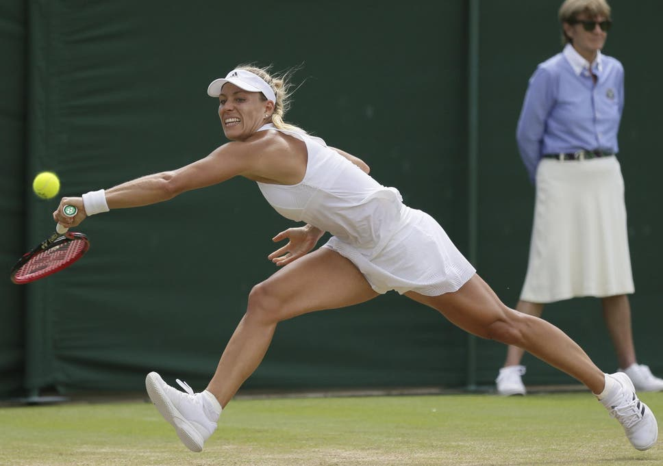 5b7ce13ff 1 Angelique Kerber was included in the Women s Tennis Association s best  dressed poll