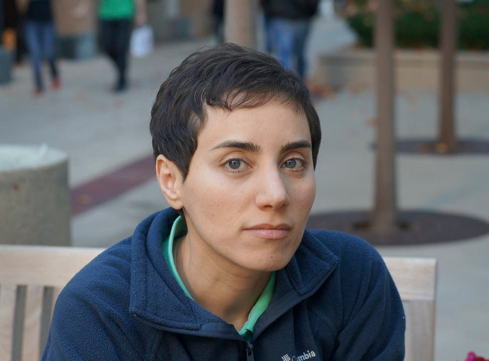 The award recognised her highly original work in the fields of geometry and dynamical systems