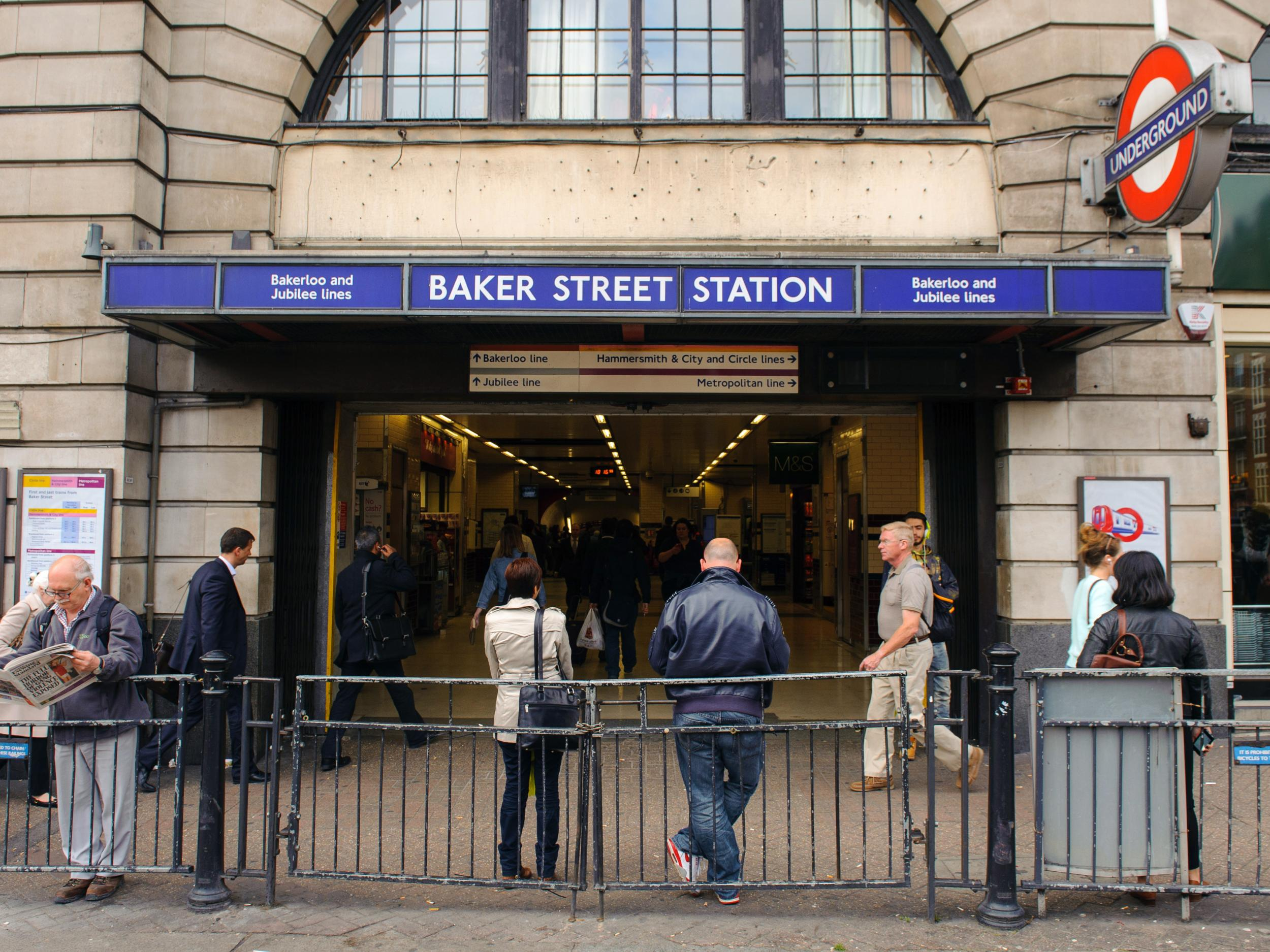 Baker Street - latest news, breaking stories and comment