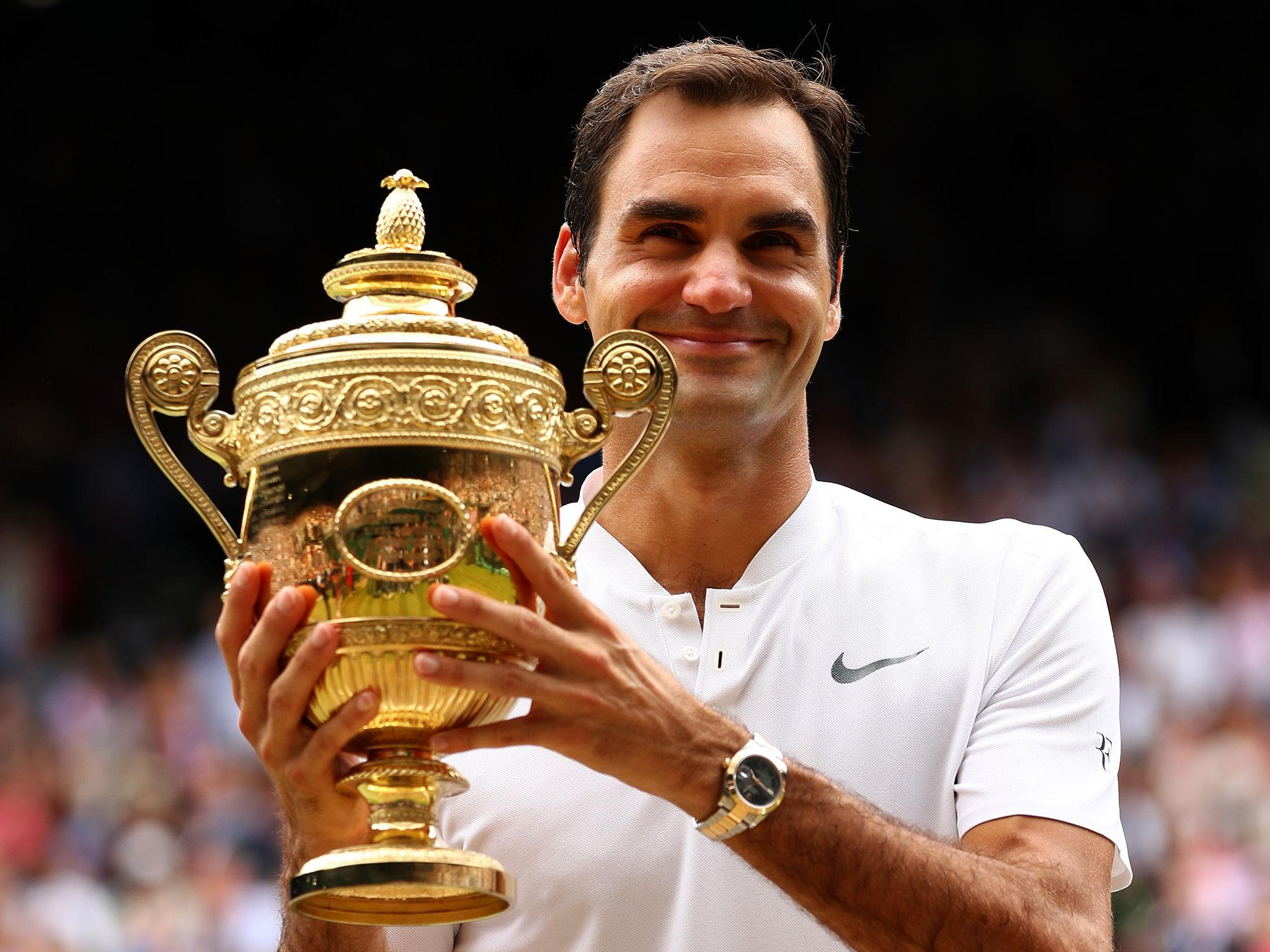 Wimbledon 2017 Roger Federer on why breaking records doesn t
