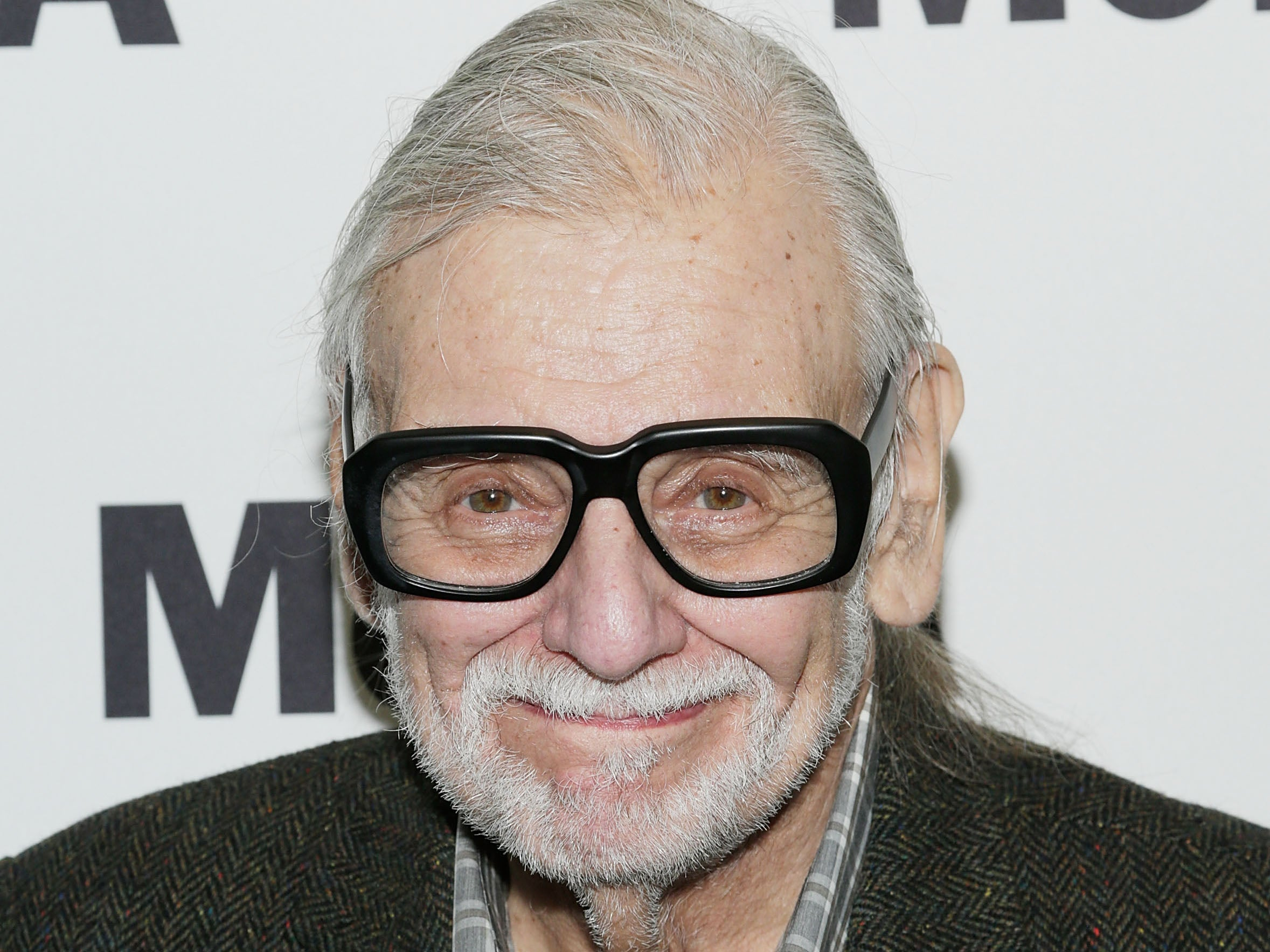George Romero Night Of The Living Dead Director Dies At 77 The Independent