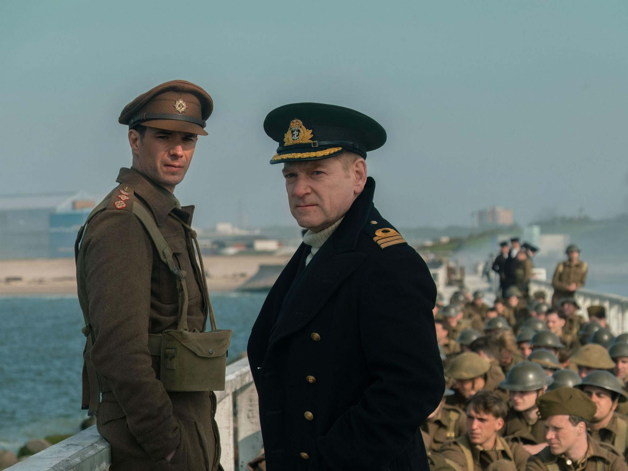Army color casing ceremony script - When You Watch Dunkirk Remember That It S A Whitewashed Version Which Ignores The Bravery Of Black And Muslim Soldiers The Independent
