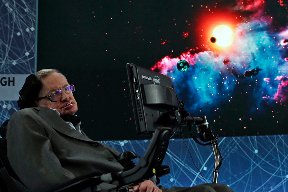 Stephen Hawking death: Physicist heralded as one of the greatest scientific minds ever dies aged 76