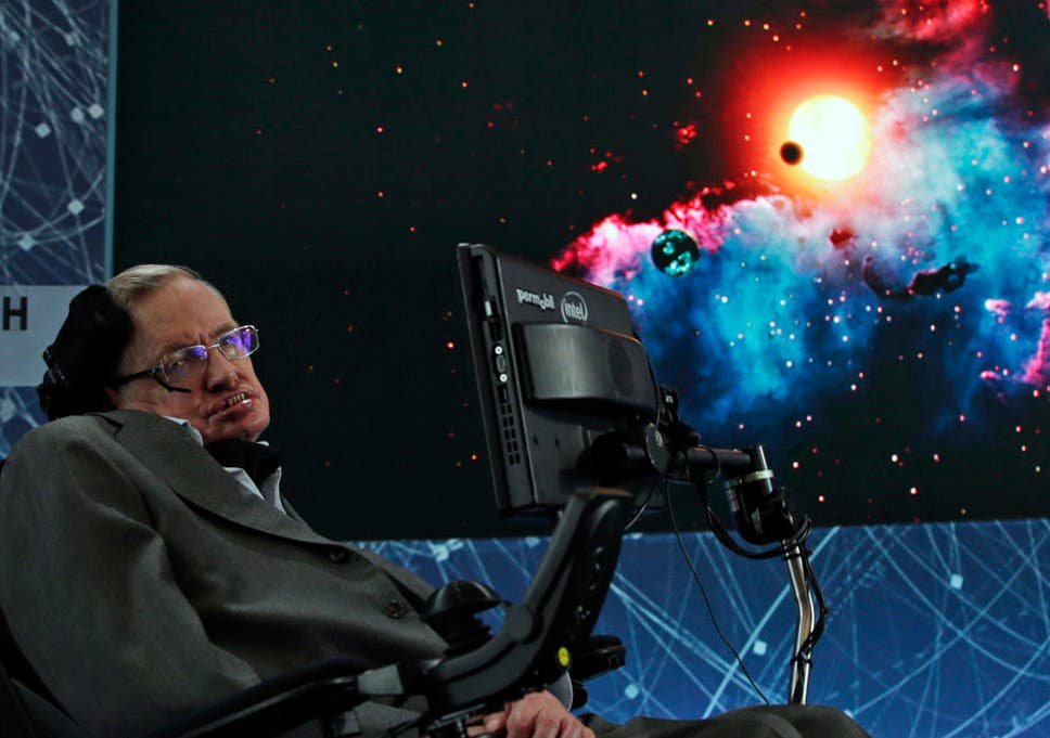 Stephen Hawking's PhD thesis becomes freely available online ...