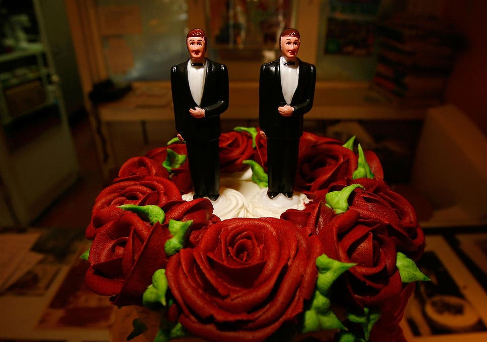 Ali Reza A Gay Muslim Married His Partner Paul Earlier This Month