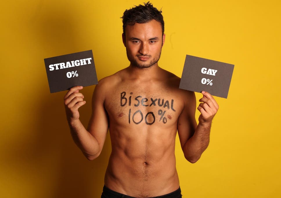 Bisexual Man Straight Who