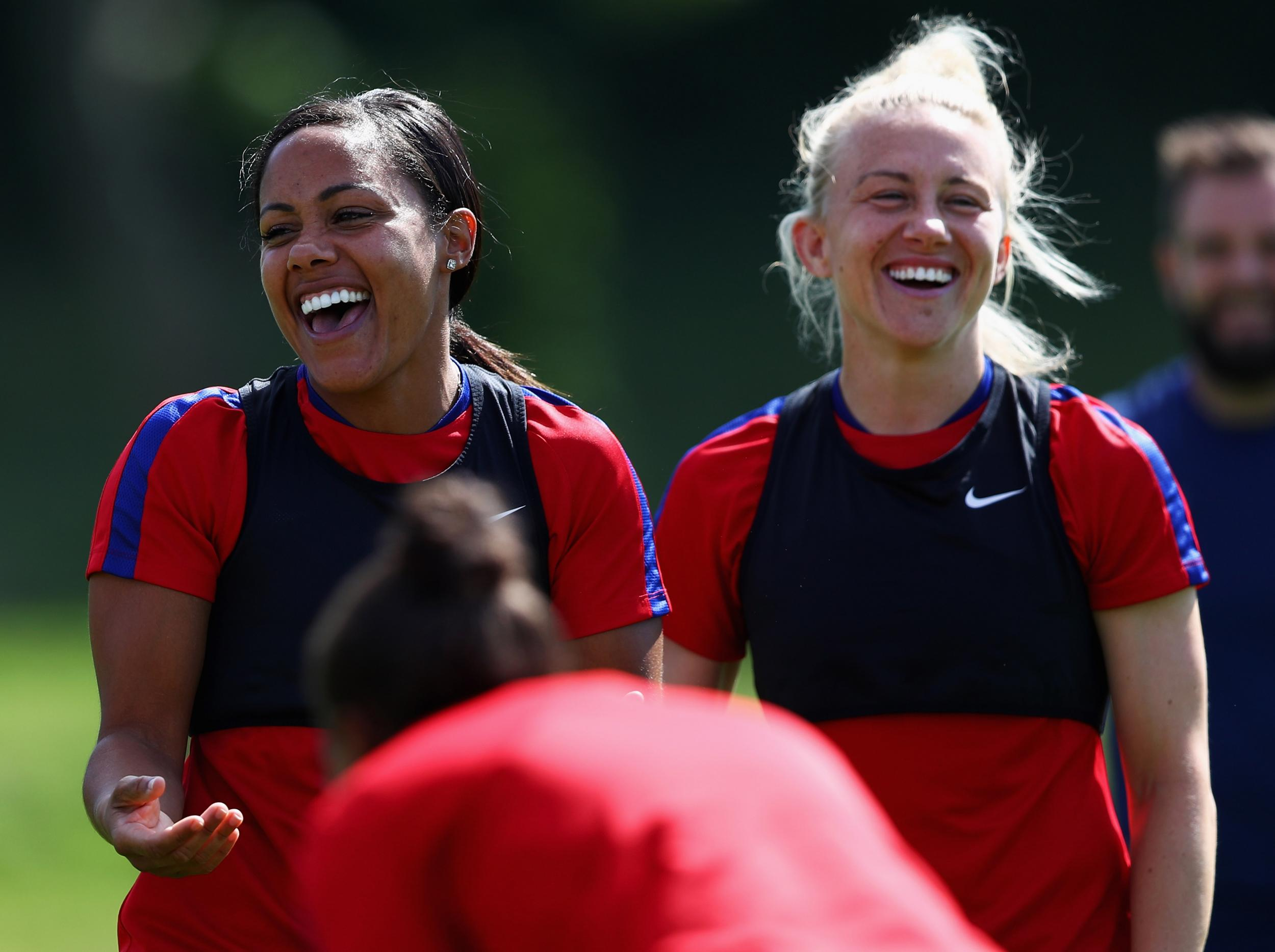 Women's Euro 2017: Jermaine Jenas backs England's Lionesses to avenge their World Cup heartbreak in Holland