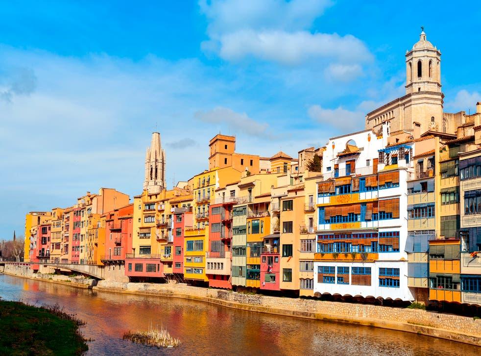 Girona is Catalonia's hidden gem