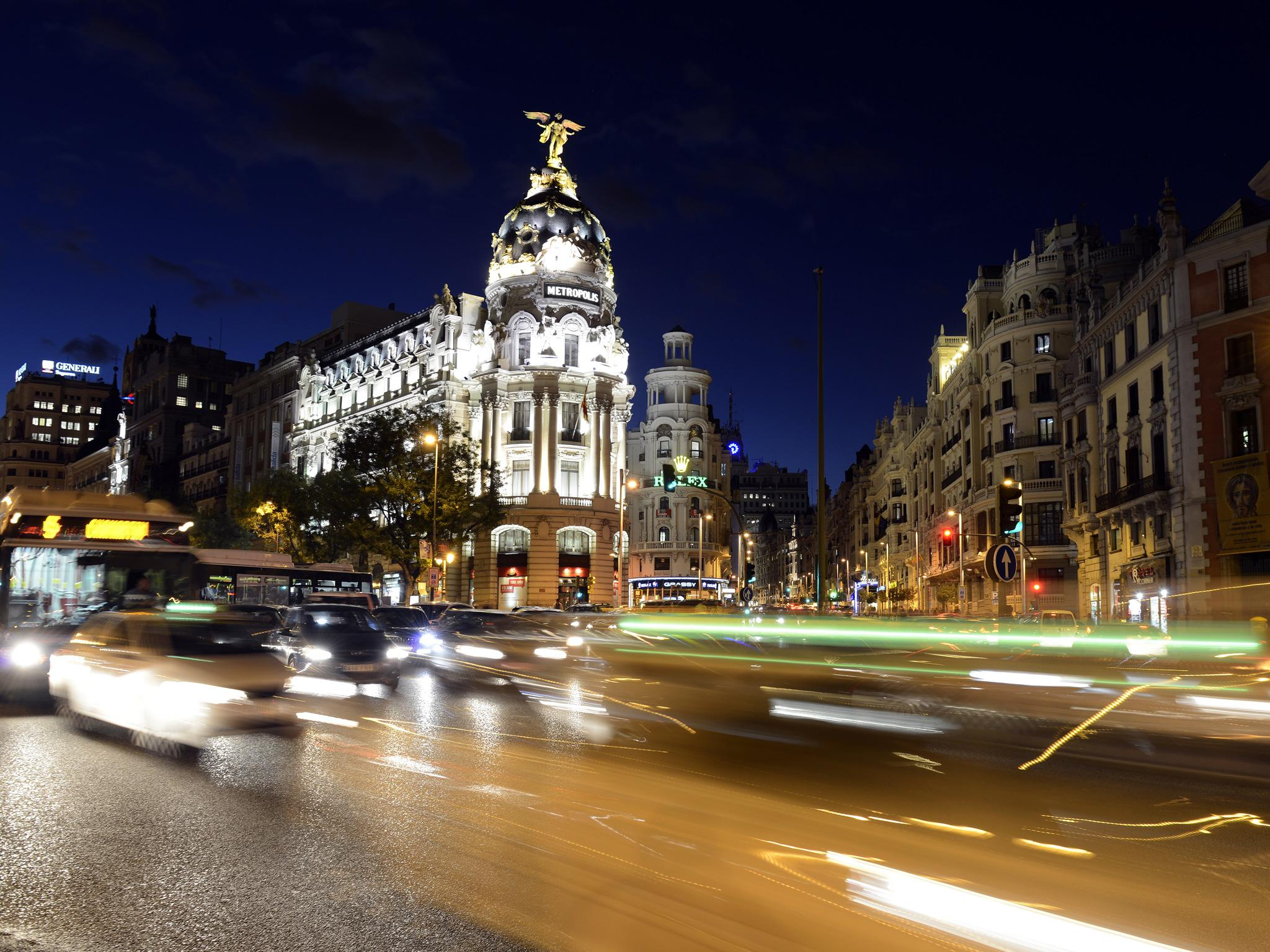 6 best Madrid guide books The Independent