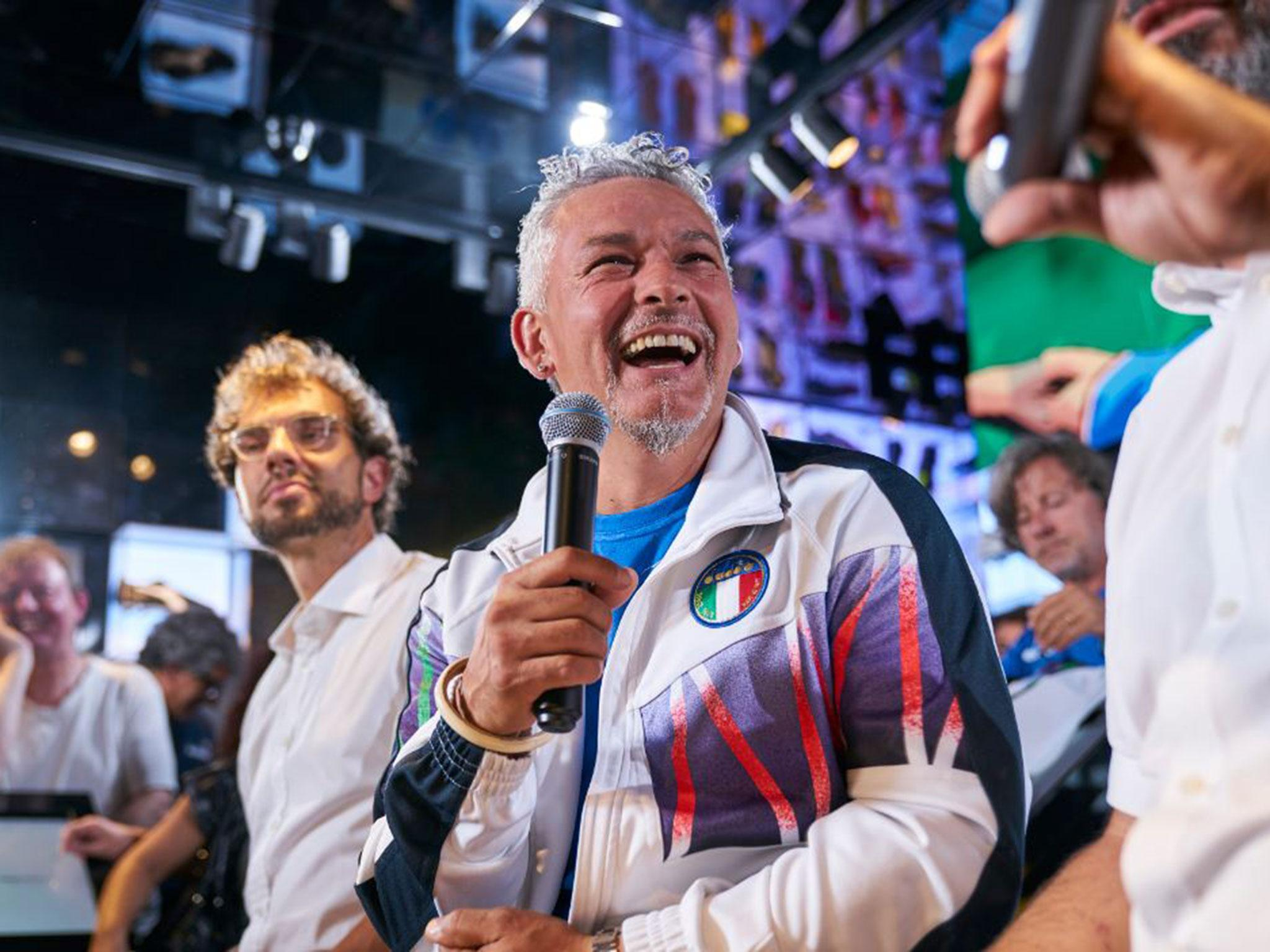 Roberto Baggio on USA 94, playing through the pain and putting the beautiful in the beautiful game