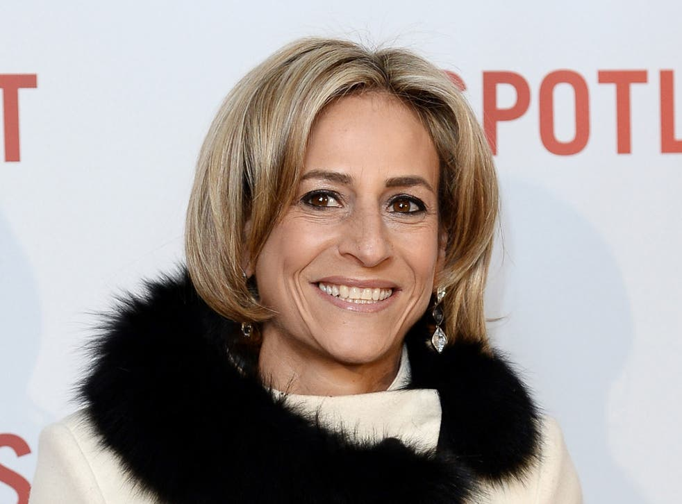 The court heard Vines became 'obsessed' with Maitlis after she turned down his advances at university