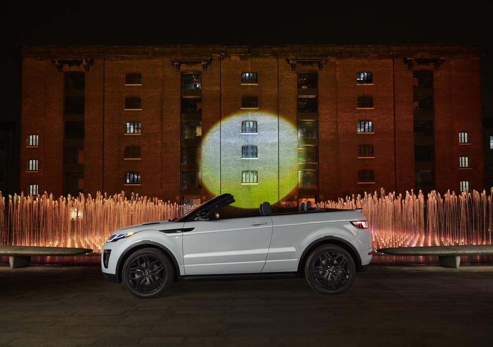 Car Review Range Rover Evoque 2017 The Independent